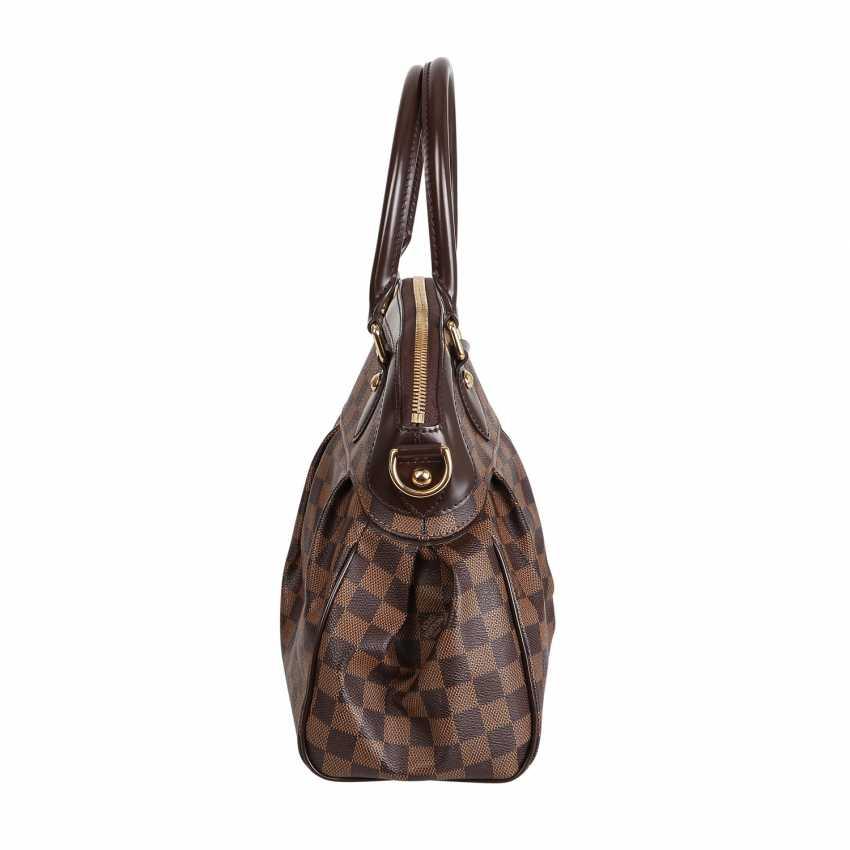 "LOUIS VUITTON handle bag ""TREVI GM"", collection 2011. - photo 3"