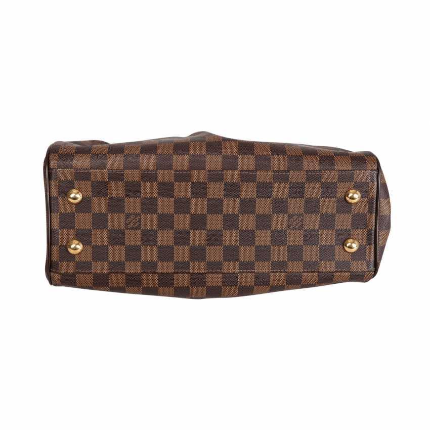 "LOUIS VUITTON handle bag ""TREVI GM"", collection 2011. - photo 5"