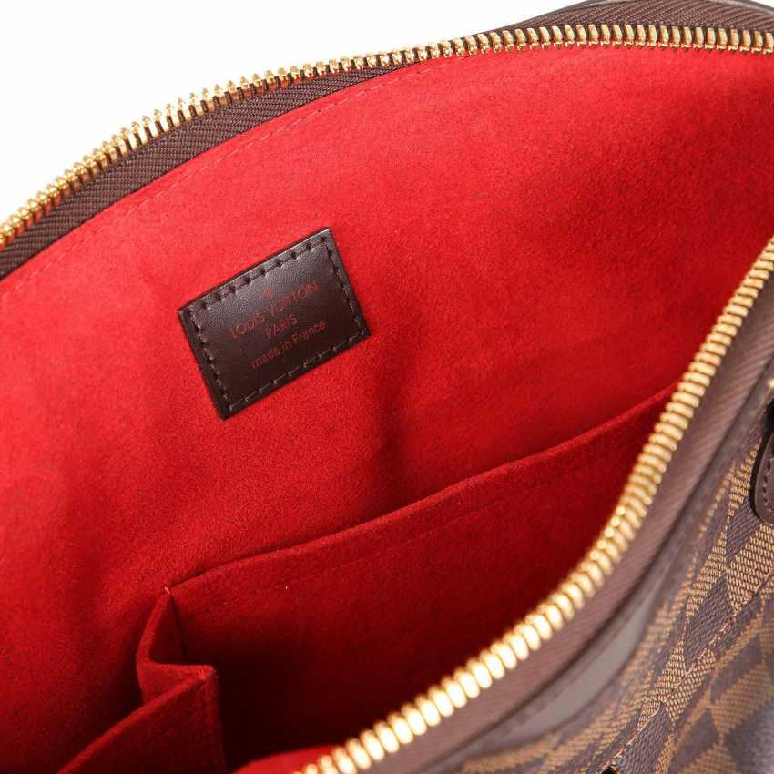 "LOUIS VUITTON handle bag ""TREVI GM"", collection 2011. - photo 6"