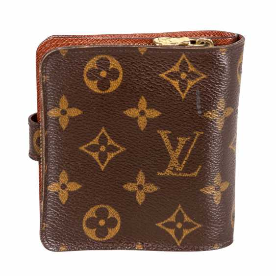 "LOUIS VUITTON wallet ""ZIPPY COMPACT"", collection: 2004. - photo 4"