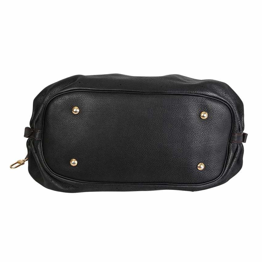 """LOUIS VUITTON shopper bag """"MAHINA GM"""", collection: 2007. - photo 5"""