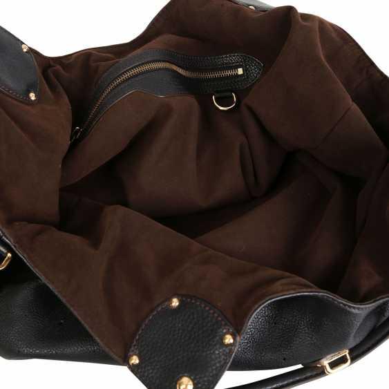 """LOUIS VUITTON shopper bag """"MAHINA GM"""", collection: 2007. - photo 6"""