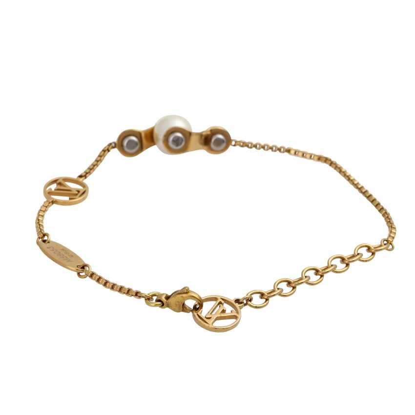 "LOUIS VUITTON bracelet ""SPEEDY PEARL SUPP"", collection: 2015, price: 325,-€. - photo 2"