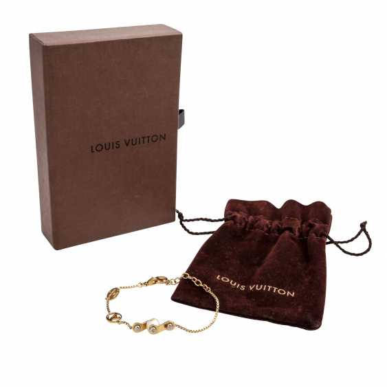 "LOUIS VUITTON bracelet ""SPEEDY PEARL SUPP"", collection: 2015, price: 325,-€. - photo 5"