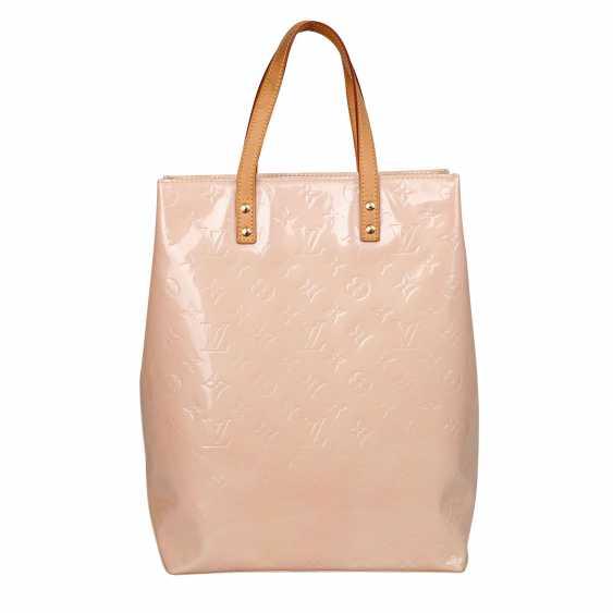"LOUIS VUITTON tote bag ""READE MM"", collection: 2004. - photo 1"