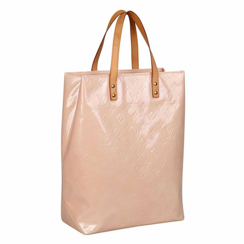 "LOUIS VUITTON tote bag ""READE MM"", collection: 2004. - photo 2"