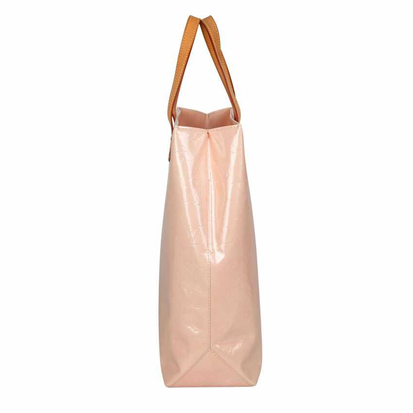 "LOUIS VUITTON tote bag ""READE MM"", collection: 2004. - photo 3"