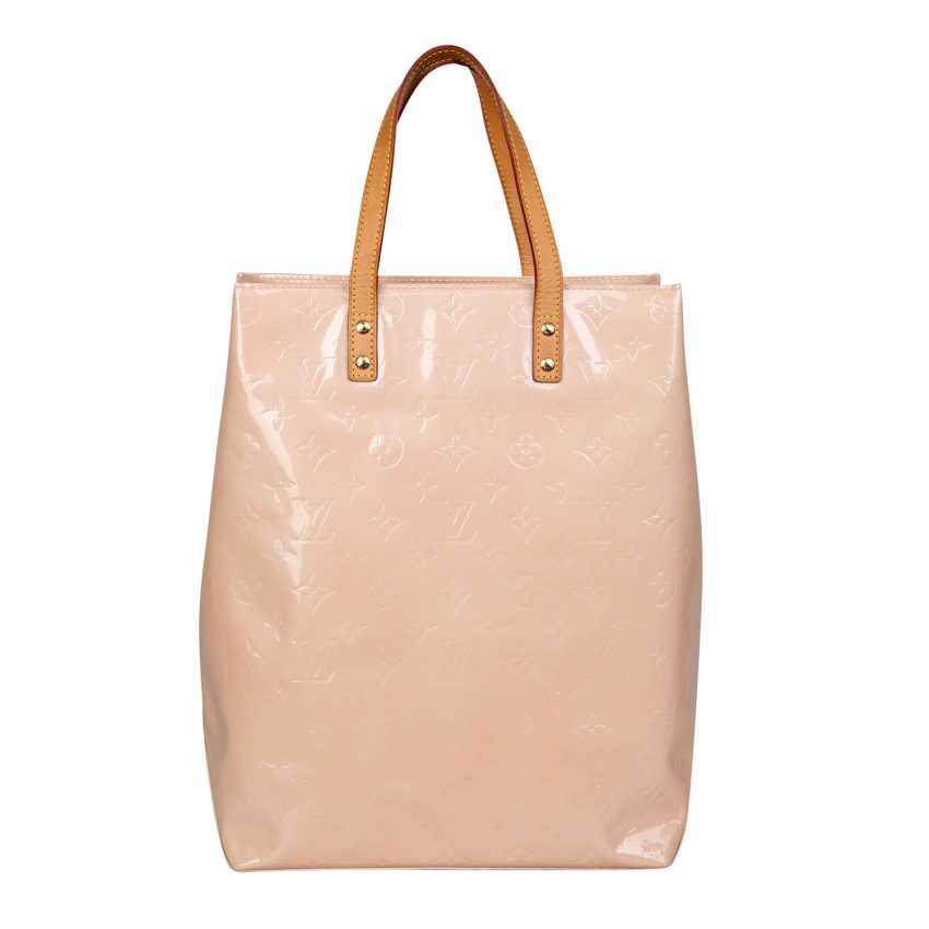 "LOUIS VUITTON tote bag ""READE MM"", collection: 2004. - photo 4"