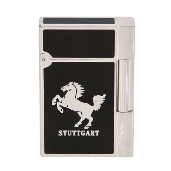 "S. T. DUPONT lighter ""STUTTGART / WEMPE"", limited edition 11/25. - photo 1"