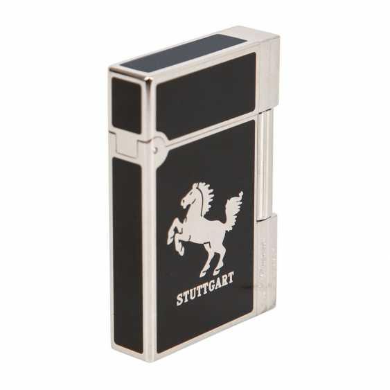 "S. T. DUPONT lighter ""STUTTGART / WEMPE"", limited edition 11/25. - photo 2"