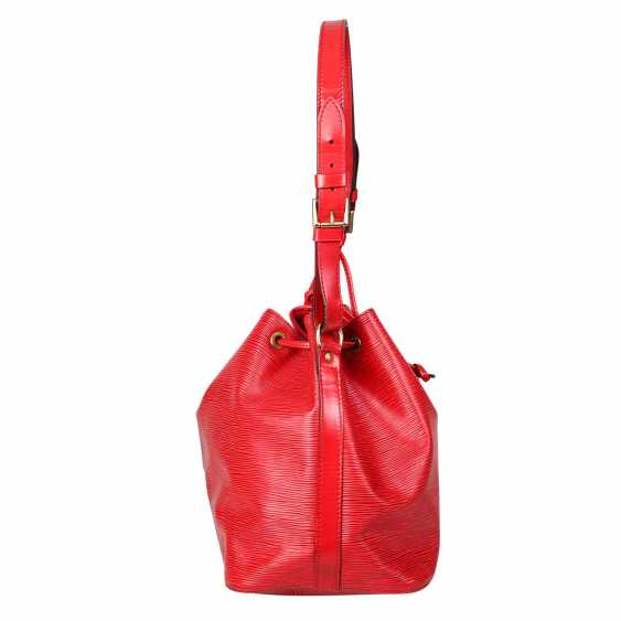 """LOUIS VUITTON VINTAGE bag """"NOÉ"""", in the collection in 1994. - photo 3"""