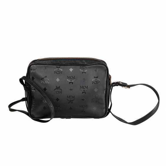 MCM VINTAGE crossbody bag. - photo 4