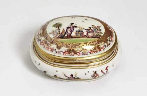 Sugar bowl. Meissen, to 1725/30 - photo 2