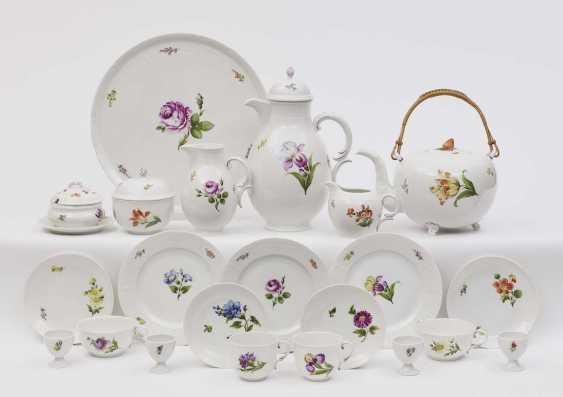 Coffee/Tea Set, 63 Pieces. Nymphenburg - photo 1