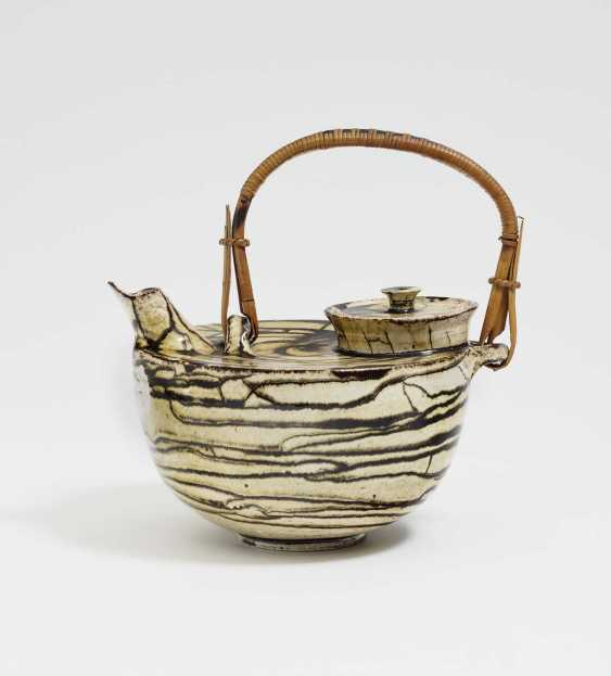 Teapot. Theodor Bogler, Earthenware Factories Of The Velten-Vordamm, 1925/1926 - photo 3