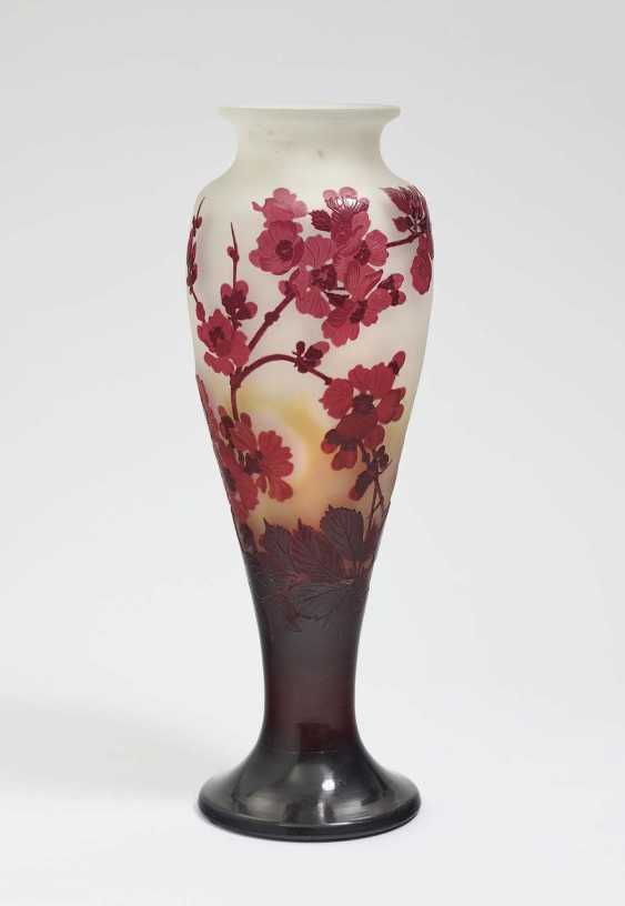 Vase. Emile Gallé, Nancy, 1906-1914 - photo 1