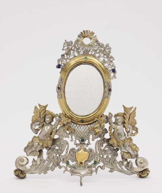 The positioning frame. South German, 1. Half of 18. Century - photo 1