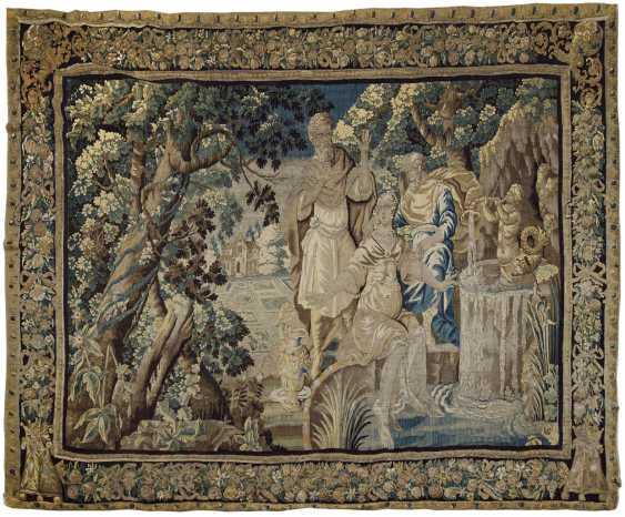 Tapestry. Flanders, 17. Century - photo 1