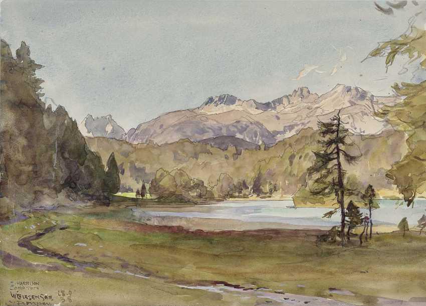 Compton, Edward Harrison. Mountain landscapes - photo 1