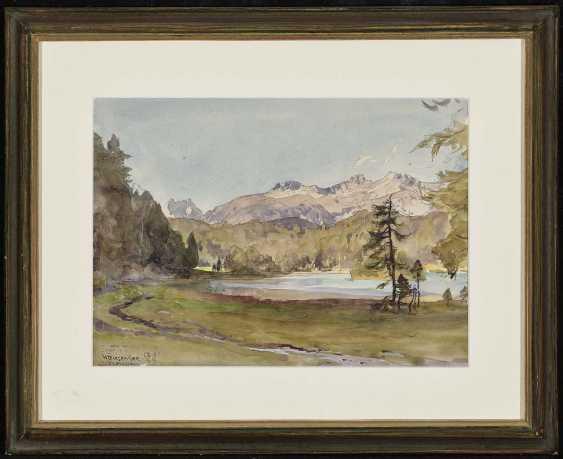 Compton, Edward Harrison. Mountain landscapes - photo 3