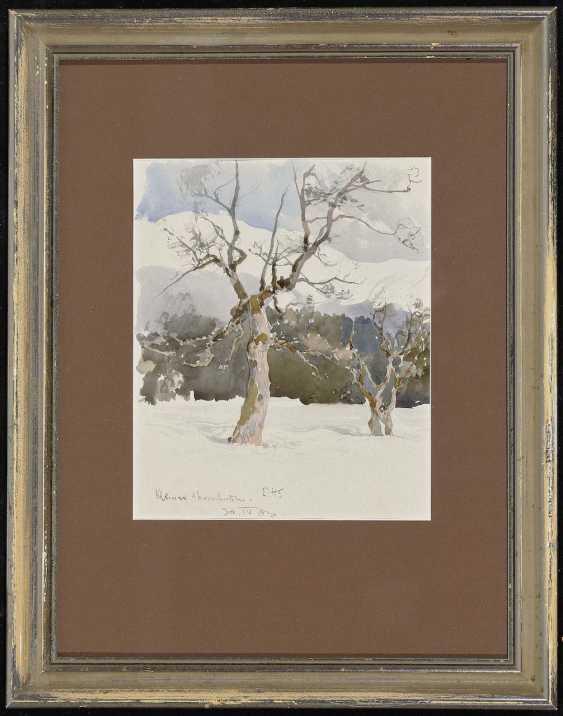 """Compton, Edward Harrison. Small Maple Floor """"Tübingen"""" - photo 3"""