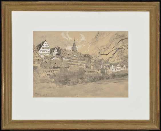 """Compton, Edward Harrison. Small Maple Floor """"Tübingen"""" - photo 4"""