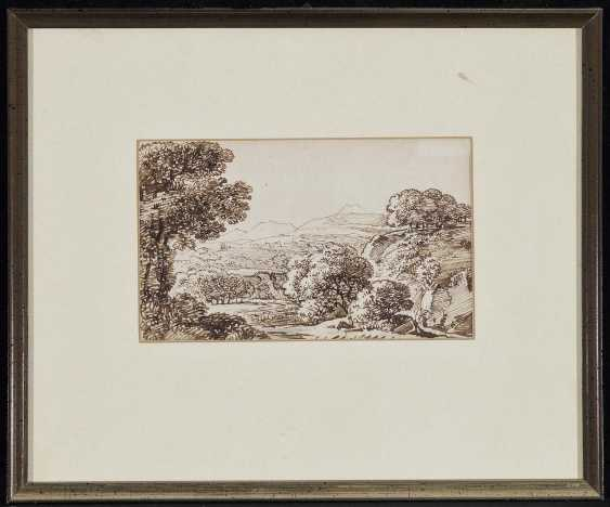 Kobell, Franz, attributed to. Southern Mountain Landscape - photo 2
