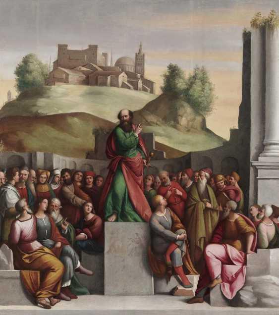Tisi, Benvenuto ('Il Garofalo') . The sermon of the Hl. Paul on the Areopagus in Athens - photo 1