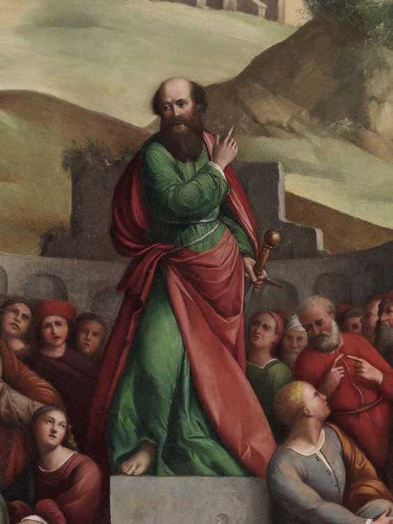 Tisi, Benvenuto ('Il Garofalo') . The sermon of the Hl. Paul on the Areopagus in Athens - photo 3