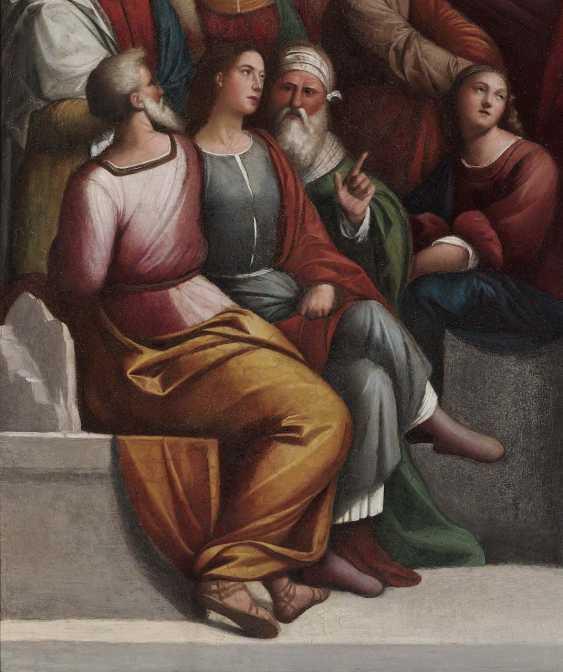 Tisi, Benvenuto ('Il Garofalo') . The sermon of the Hl. Paul on the Areopagus in Athens - photo 4