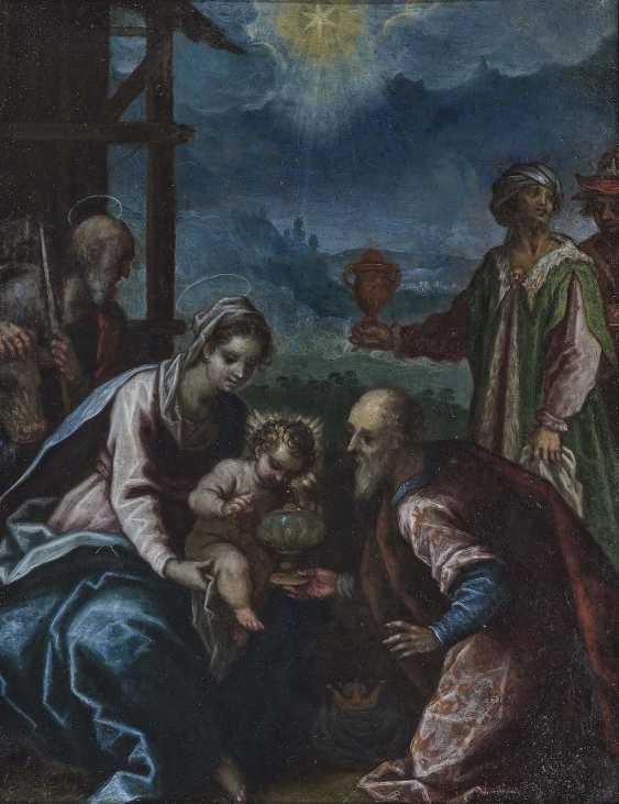 Italy (?). Adoration of the Magi - photo 1