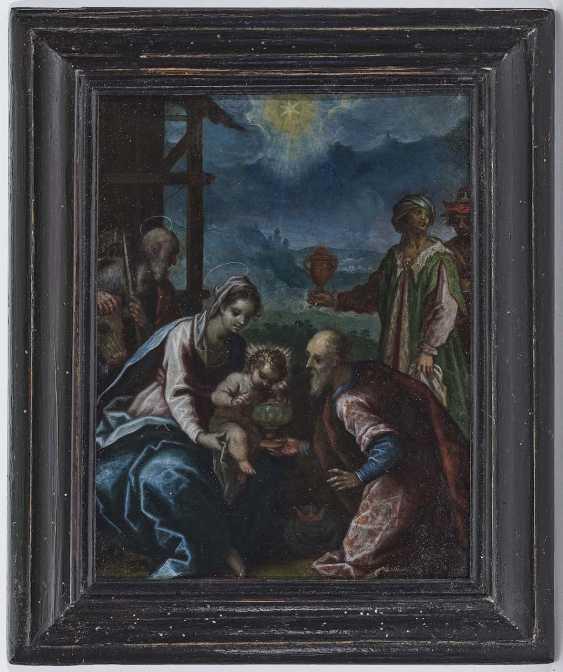 Italy (?). Adoration of the Magi - photo 2
