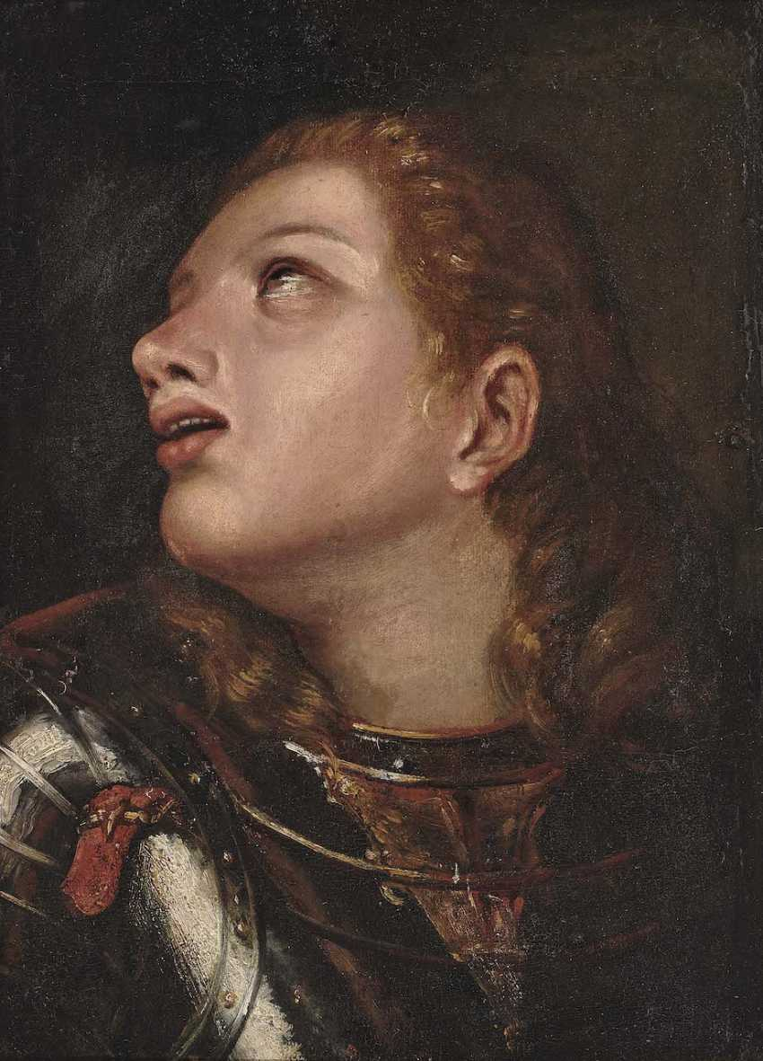 Italy (?), 16. Century young man in armor - photo 1