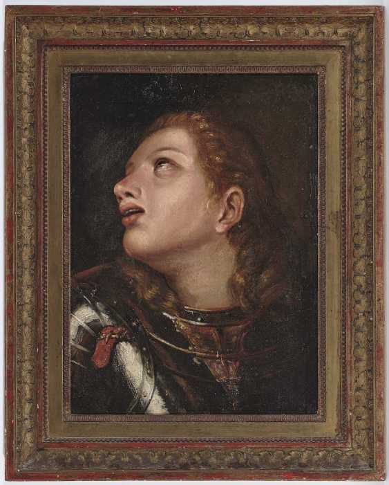 Italy (?), 16. Century young man in armor - photo 2