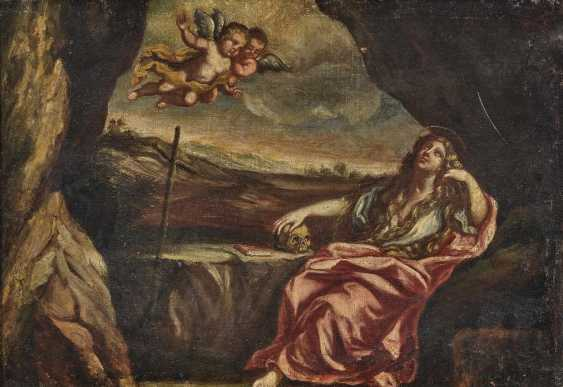 Italy, 17. Century . Paying for Mary Magdalene - photo 1
