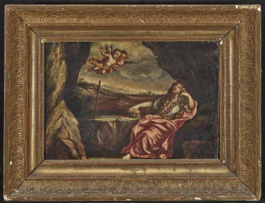 Italy, 17. Century . Paying for Mary Magdalene - photo 2