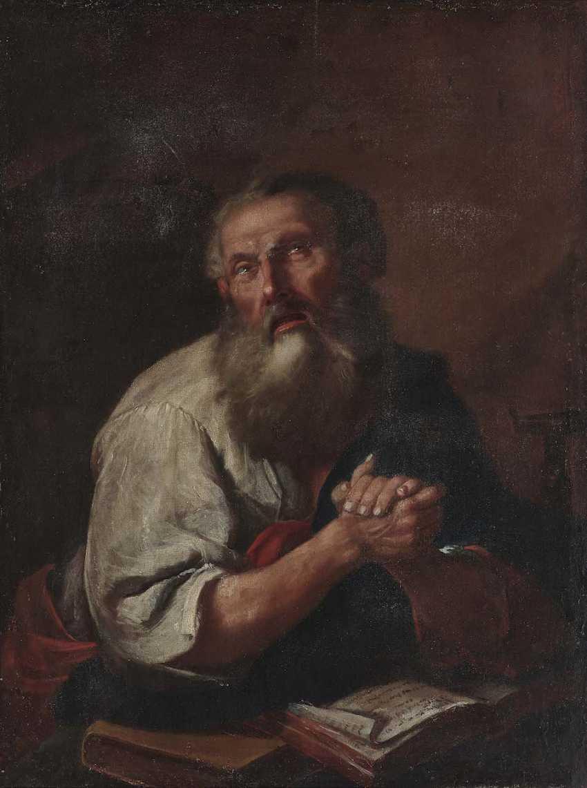 Italy (?). Bearded Scholar - photo 1