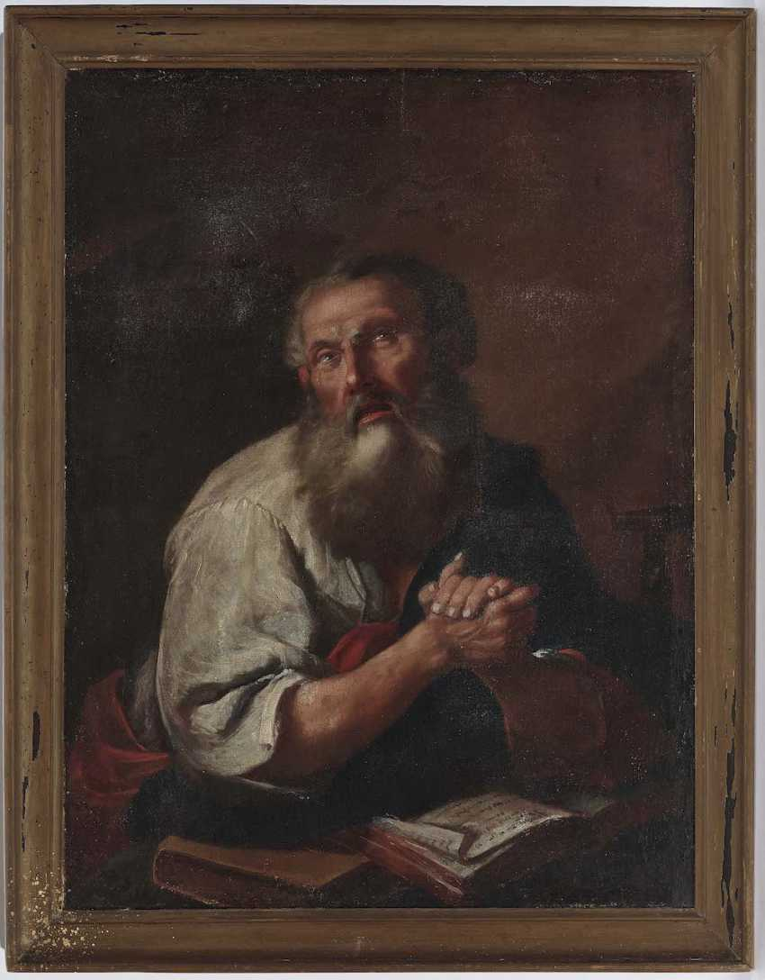 Italy (?). Bearded Scholar - photo 2