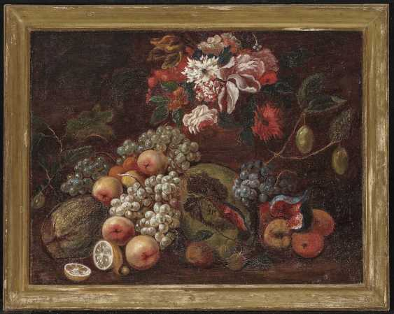 Italy (Naples?), 17. century. still life with fruits and flowers - photo 2