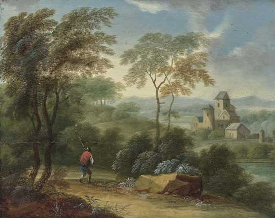 The Netherlands. Landscapes with figure staffage - photo 2