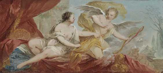 France, Mid-18th. Century. Cupid and Psyche - photo 1