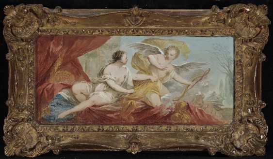 France, Mid-18th. Century. Cupid and Psyche - photo 3