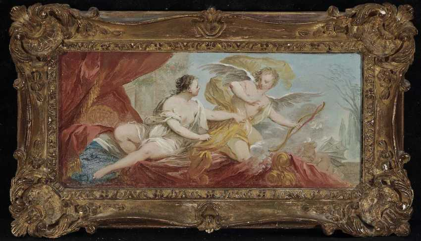 France, Mid-18th. Century. Cupid and Psyche - photo 4