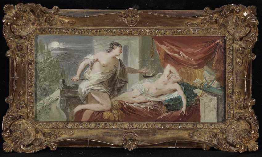 France, Mid-18th. Century. Cupid and Psyche - photo 5