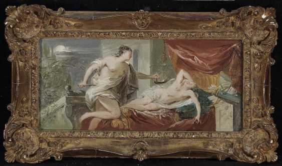 France, Mid-18th. Century. Cupid and Psyche - photo 6