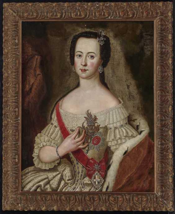Pesne, Antoine, Succession. Empress Catherine II Alexeevna (Catherine the Great) - photo 2