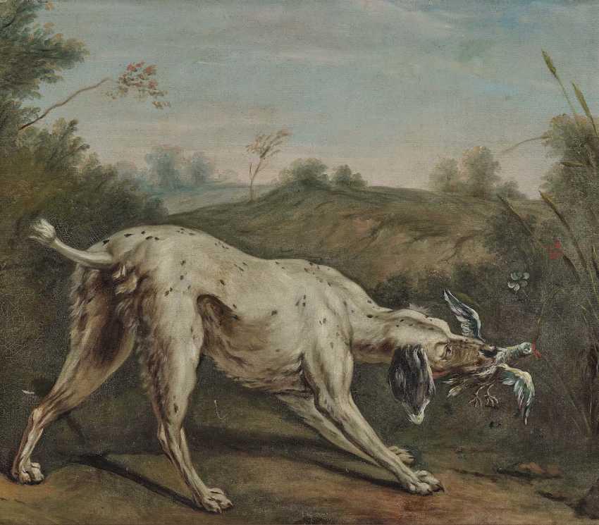 His return, Jean-Baptiste, kind of. Retrievers Of Hunting Dog - photo 1