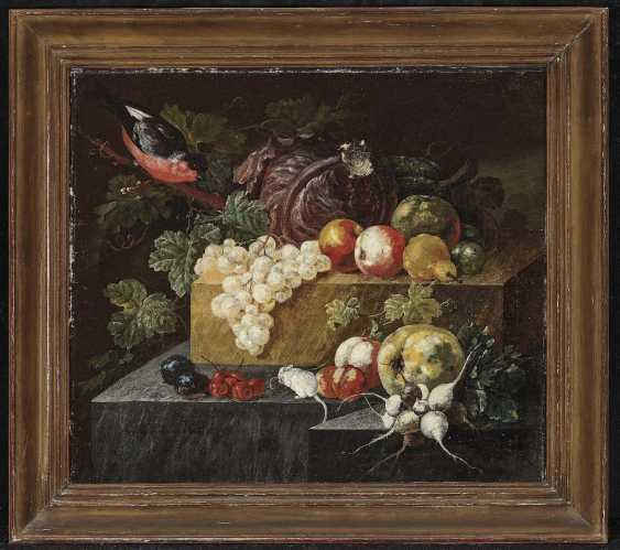 Winck (Wink), Johann Amandus. Still life with birds and white mice - photo 3