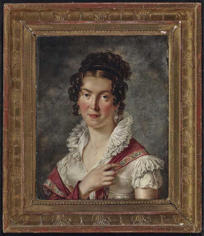 South German, Early 19th Century. Century. Ladies portrait - photo 2