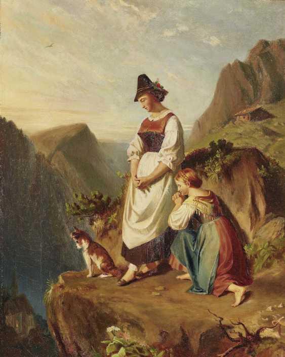 Heinel, Eduard. Prayer ring - photo 1